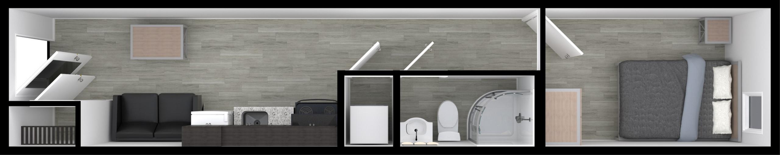 NOW Housing - Studio for modular living